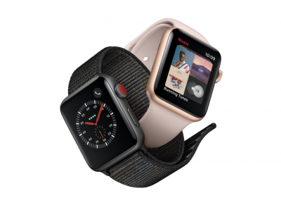 Apple Watch Series 3 (GPS + Cellular)