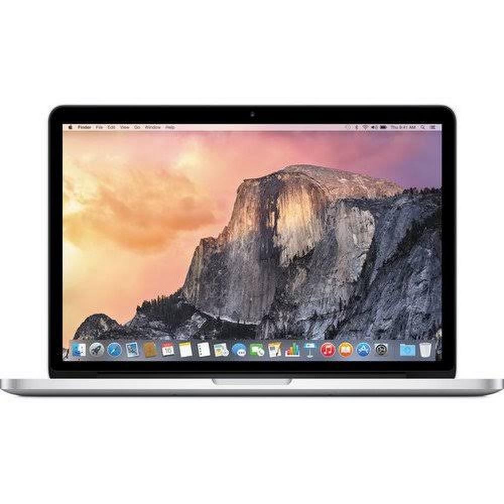Apple MacBook Pro Retina 15-inch (Mid 2015), 2.2GHz Quad-core Intel Core i7, 16GB RAM, 256GB SSD Storage. $1299