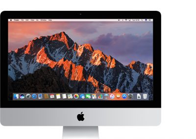 Apple 21.5-inch iMac with Retina 4K display $1249.00