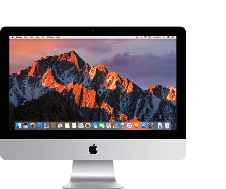 Apple 21.5-inch iMac with Retina 4K display $1249.00