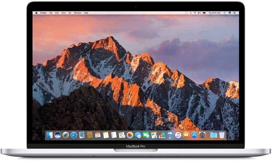 Apple 15-inch MacBook Pro with Touch Bar (2016): 2.7GHz Quad-core Intel Core i7 processor, 512GB SSD Storage, 16GB RAM, Radeon Pro 455 with 2GB – Space Gray. $1899