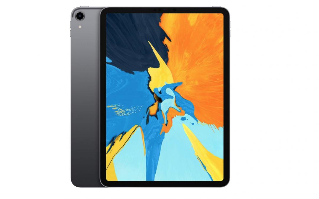 Apple 11-inch iPad Pro Wi-Fi 64GB (2019) $699
