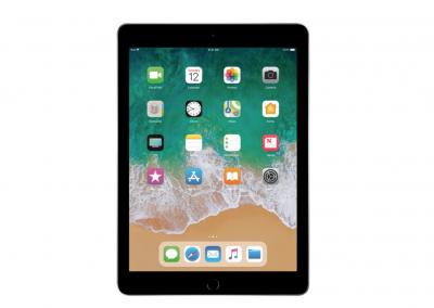 Apple iPad Wi-Fi 128GB (6th Gen) $399