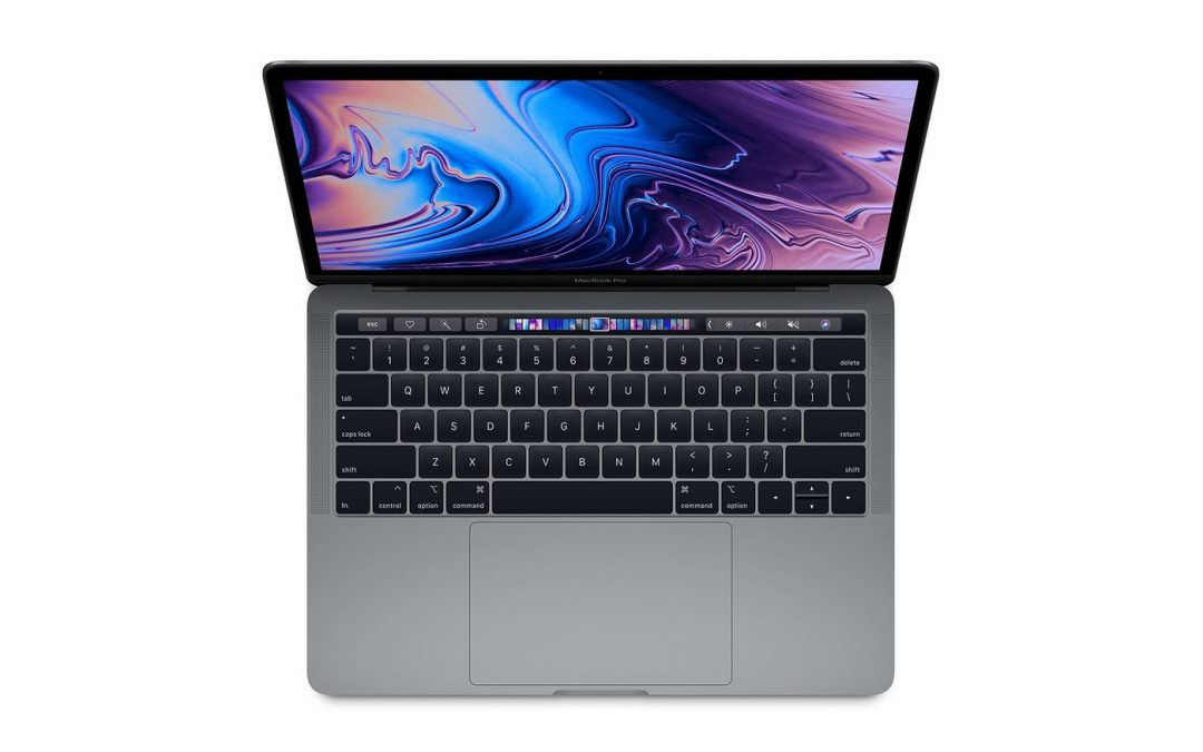 Apple 13-inch MacBook Pro with Touch Bar (2019) $1599