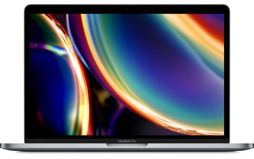 Apple 13-inch MacBook Pro with Touch Bar (2020 Prev Gen) $1,199.00