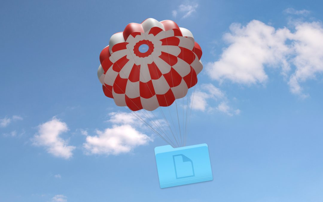 Share Files, Photos, and other Data between Apple Devices with AirDrop
